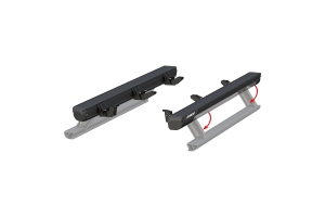 Aries ActionTrac Powered Running Boards - JL 4dr