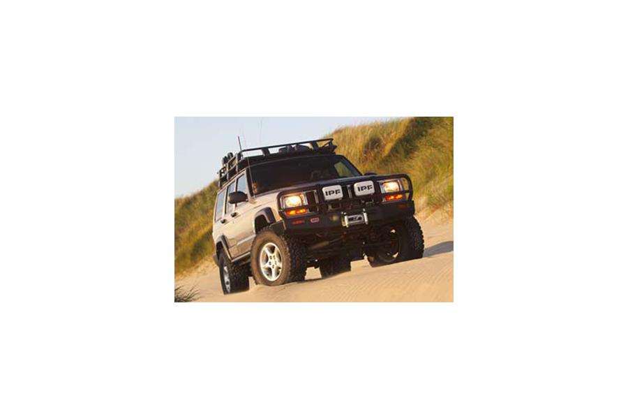 ARB Deluxe Front Bumper w/Bar