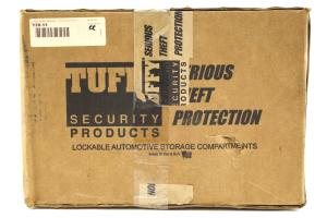 Tuffy Security Wrangler Security Console Insert  Medium Khaki (Part Number: )
