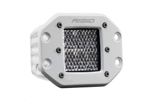 Rigid Industries D-Series Pro Specter Diffused Flush Mount Single (Part Number: )