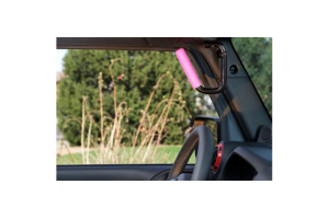 WD Automotive Grabars Front Pink (Part Number: )