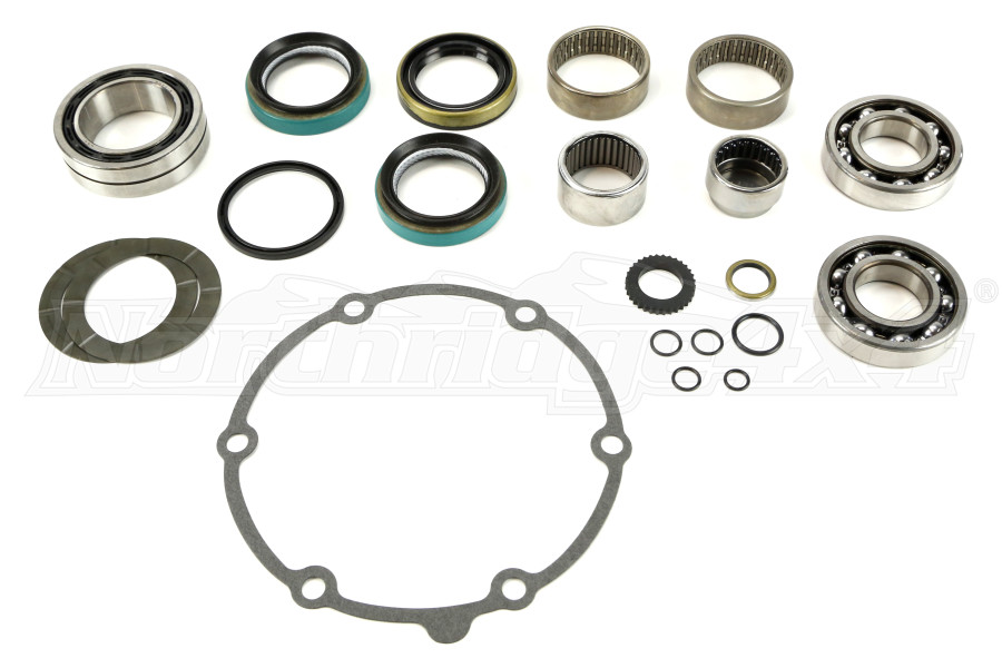 G2 Axle and Gear Transfer Case Bearing and Seal Kit - JK