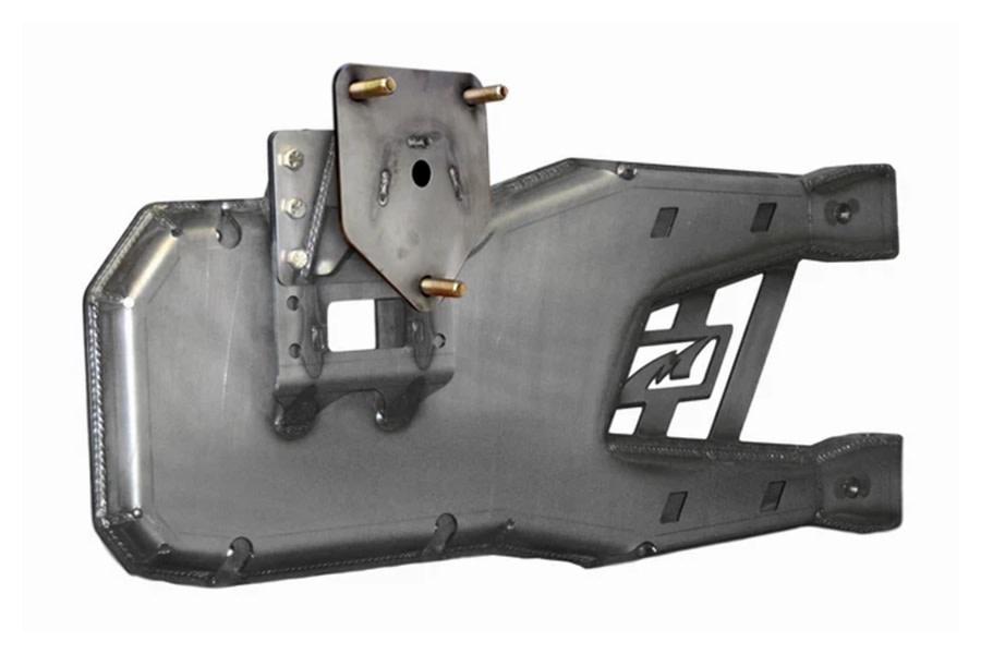 Motobilt Spare Tire Carrier w/ 8-Lug Pattern - JL