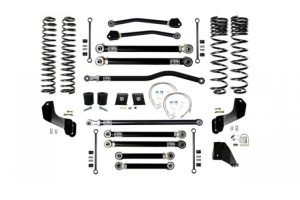 EVO Manufacturing 6.5in Enforcer Overland Lift Kit Stage 4 PLUS - JT