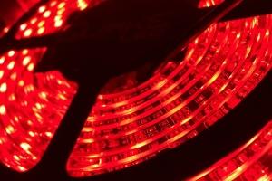 Quake LED 16ft RGB LED Strip Light, Quad Lock/Interlock Compatible