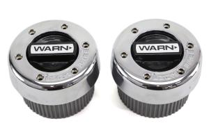 Warn Standard Manual Hubs
