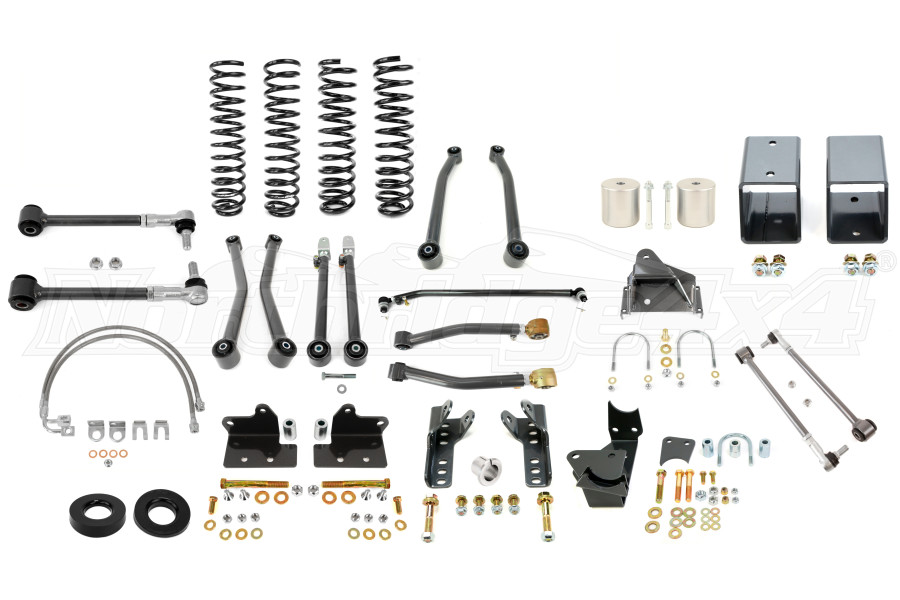 Synergy Manufacturing 3in Suspension System Lift Kit, Stage 3 (Part Number:8043-30)