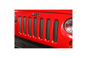 Rugged Ridge Grille Insert, Satin Stainless (Part Number: )