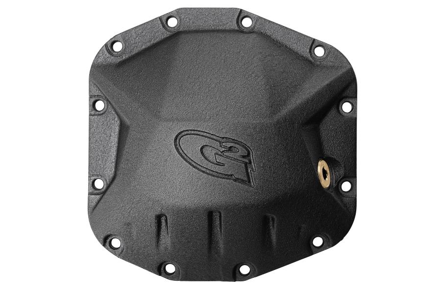 G2 Axle & Gear Dana 44 M220 Rear Hammer Diff Cover Gray - JT/JL
