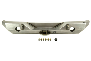 Crawler Conceptz Ultra Series II Rear Bumper with Hitch and Tabs ( Part Number: US-RB2-100)