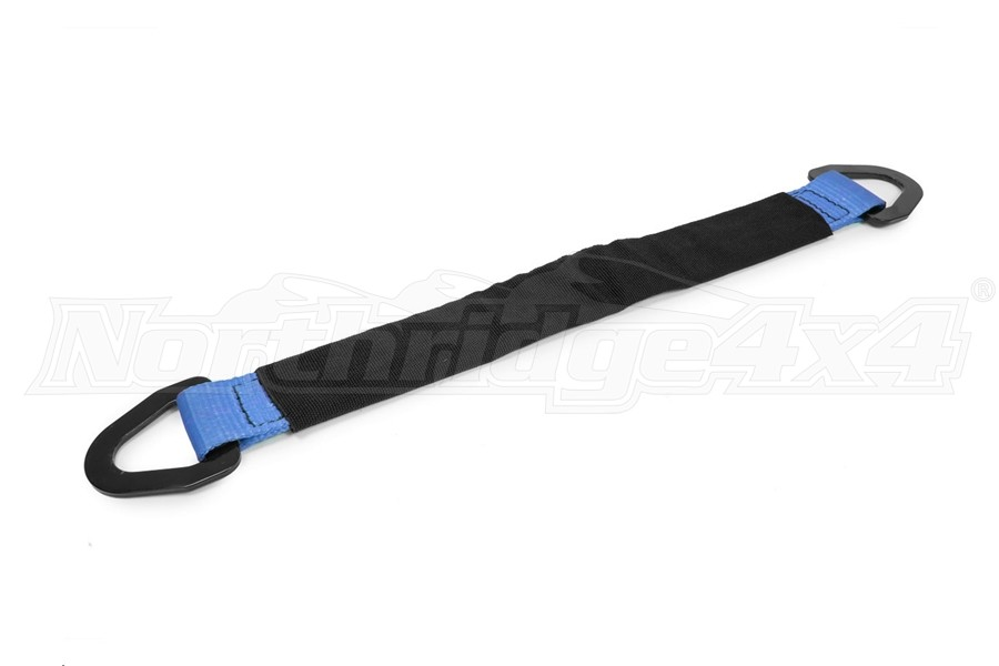 SpeedStrap 2in x 24in Axle Strap w/ D-Rings, Blue  (Part Number:29002)