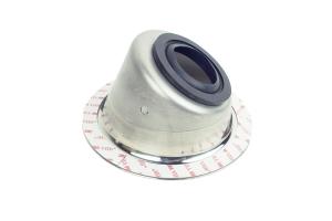 Kentrol Gas Filler Neck - Polished Silver  - JK 4Dr