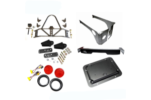 EVO Manufacturing Rear Upgrade Package 4dr ( Part Number: PKG9)