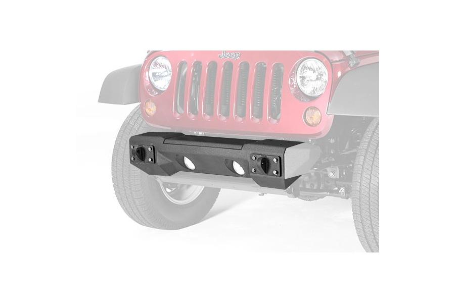 Rugged Ridge All Terrain Modular Front Bumper   - JK
