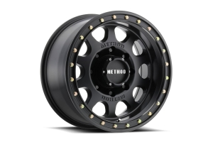 Method Race Wheel MR311 Vex Series Wheel, Matte Black 17x8.5 5x5  - JT/JL/JK