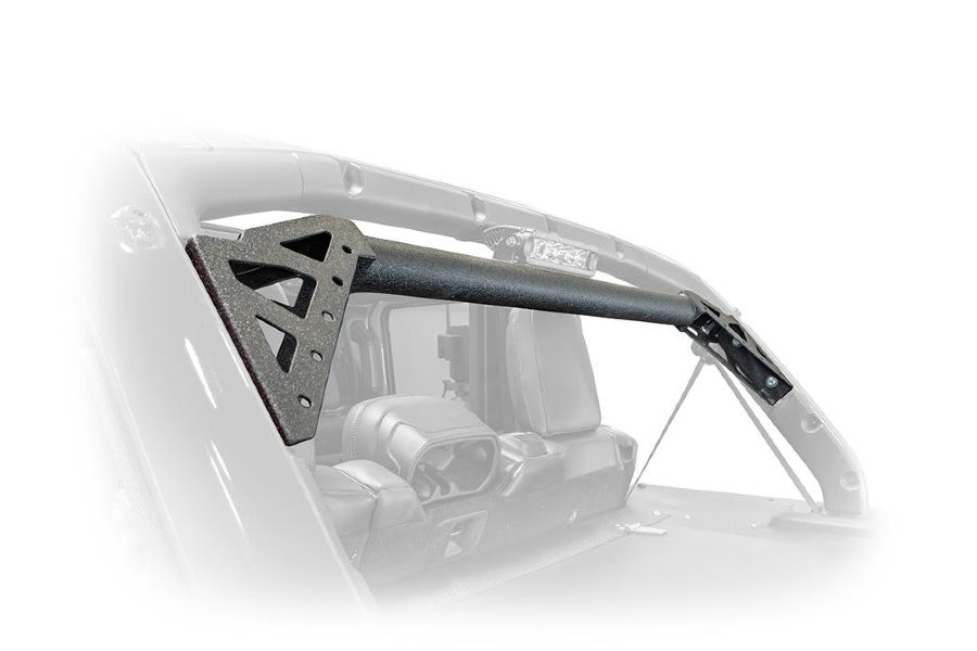 DV8 Offroad Speaker Light Bar Bracket - JL 4dr