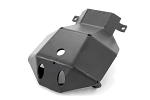 Rough Country M210 Front Diff Skid Plate  - JT/JL Rubicon