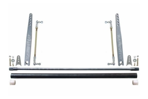 RockJock Universal Antirock Sway Bar Kit w/ 50x1in Bar and 18in Arms