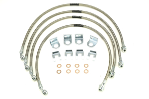 Crown Performance Spicer 60 Brake Line Kit ( Part Number: JKUD60)