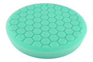 Chemical Guys Green Hex-Logic 7.5in Heavy Polish Pad