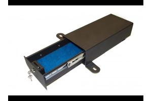 Bestop Under Seat Locking Storage Box Drivers Side ( Part Number: 42640-01)