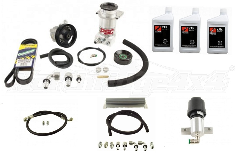 PSC Pump Upgrade Kit (Part Number:PUMPUPGRADE0711)