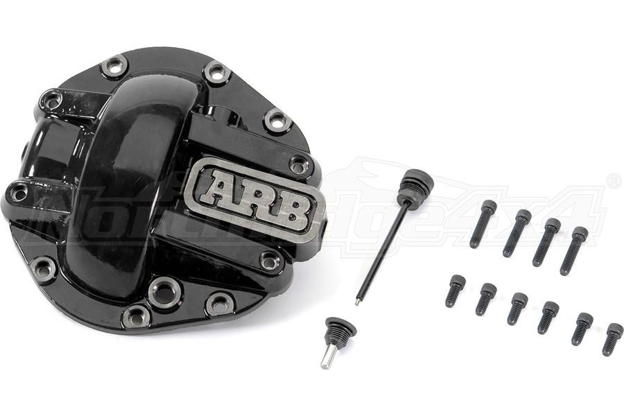 ARB Rear M200 Diff Cover - Black - JL Sport/Sahara