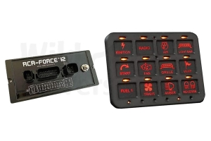 Switch-Pros RCR-FORCE-12 Switch Panel Power System