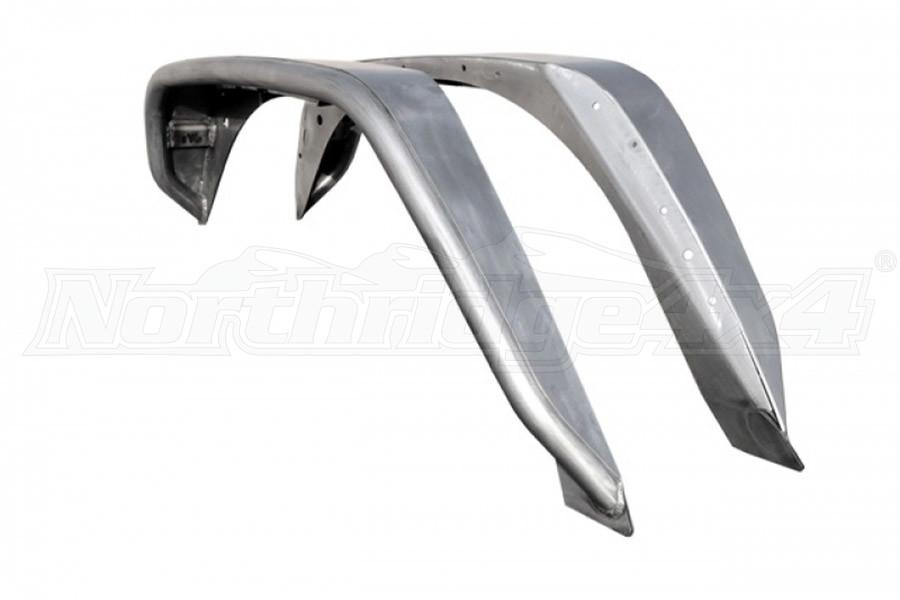 EVO Manufacturing JK/JKU Rear Fenders (Part Number:1159)