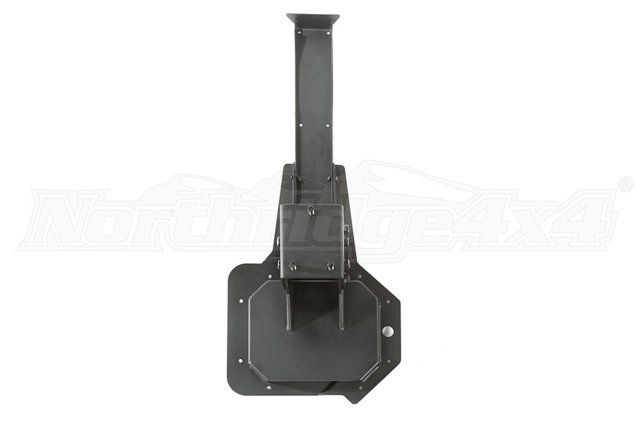Rugged Ridge HD Tire Carrier, Wheel Mount (Part Number:11546.52)
