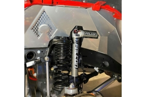 Artech Industries Front Inner Fenders for Falcon Shocks - Vented - JL