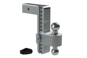 Weigh Safe 180degree Turnover Ball 10in Drop Hitch w/ 2.5in Shaft