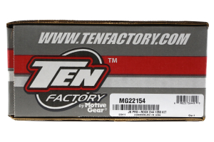 Ten Factory Front D44 ProRock U-joint Axle Kit (Part Number: )