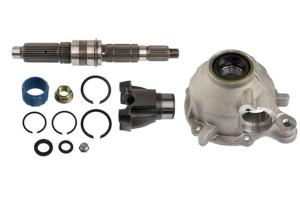 Ten Factory Transfer Case Slip Yoke Eliminator Kit - TJ/YJ