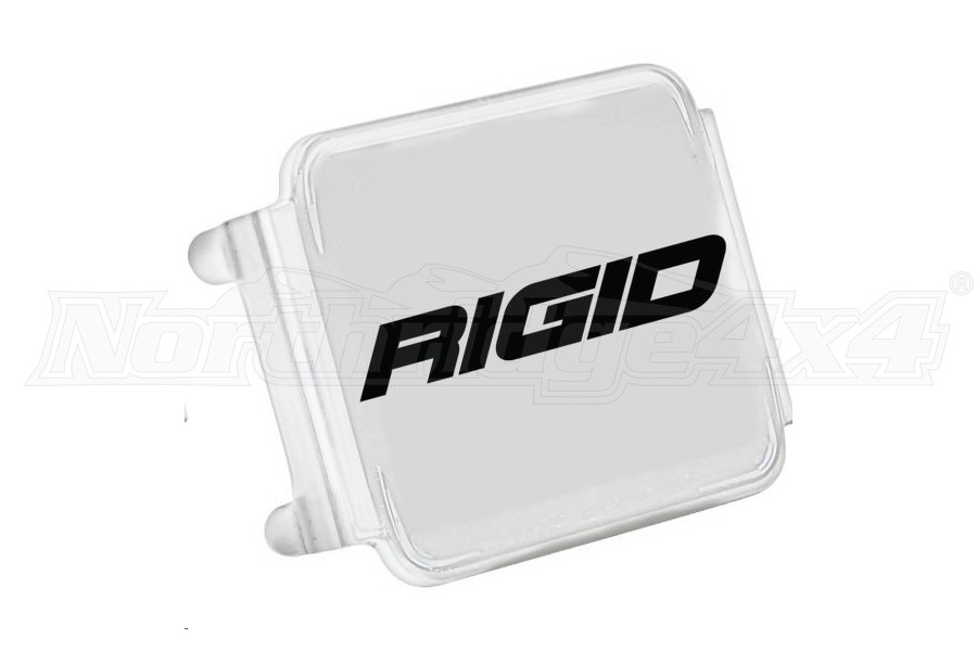 Rigid Industries D-Series Cover White (Part Number:201963)