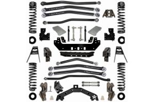 Rock Krawler 4.5in Adventure Series Long Arm Lift Kit System - JL