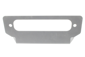 LOD Armor Lite Auxiliary Light Mount Bare Steel (Part Number: )