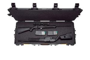 Pelican V730 Vault Tactical Rifle Case - Black