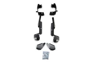 Teraflex JK Elite LCG Long Adjustable FlexArm Bracket Kit (Part Number: )