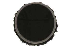 Chemical Guys 4.5in Black Optics Microfiber Polishing Pad