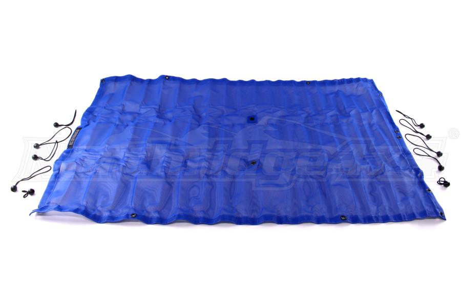 SpiderWebShade Sun Shade Blue (Part Number:JK-4DBLUE)