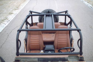 Rock Hard 4x4 Ultimate Sports Cage - CJ7