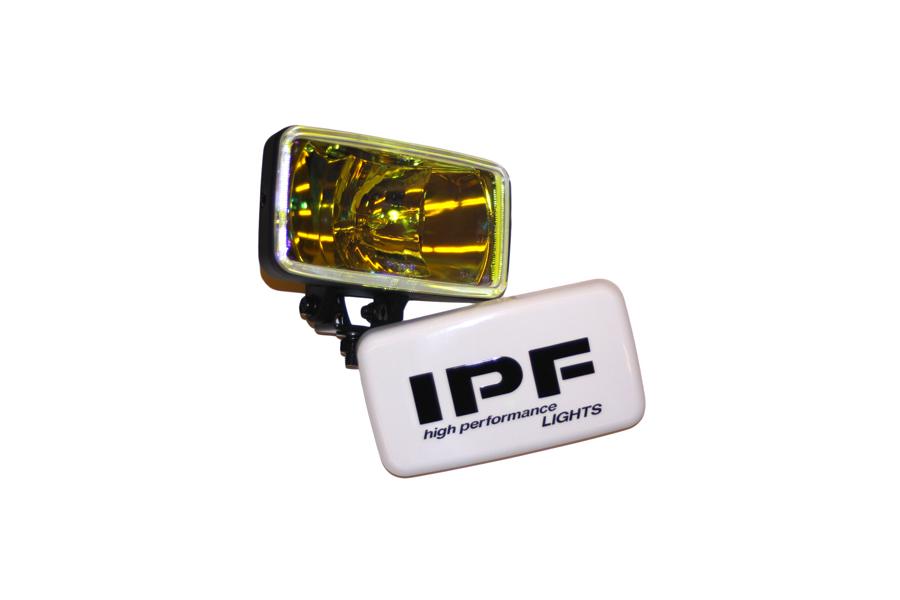 ARB IPF 7inch Amber 55w Driving Light Kit