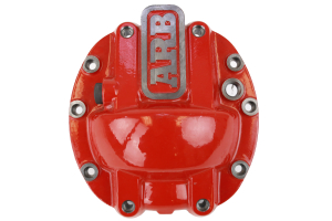 ARB Dana 30 Differential Cover Red - JK/LJ/TJ/YJ