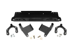 Rough Country Factory Bumper Winch Mounting Plate (Part Number: )