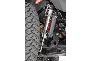 Rough Country Rear Adjustable Vertex Shocks - 3.5in Lift - JT