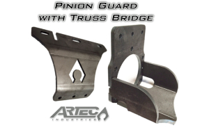 Artec Industries 14 Bolt Pinion Guard w/Bridge, High Mount (Part Number: )
