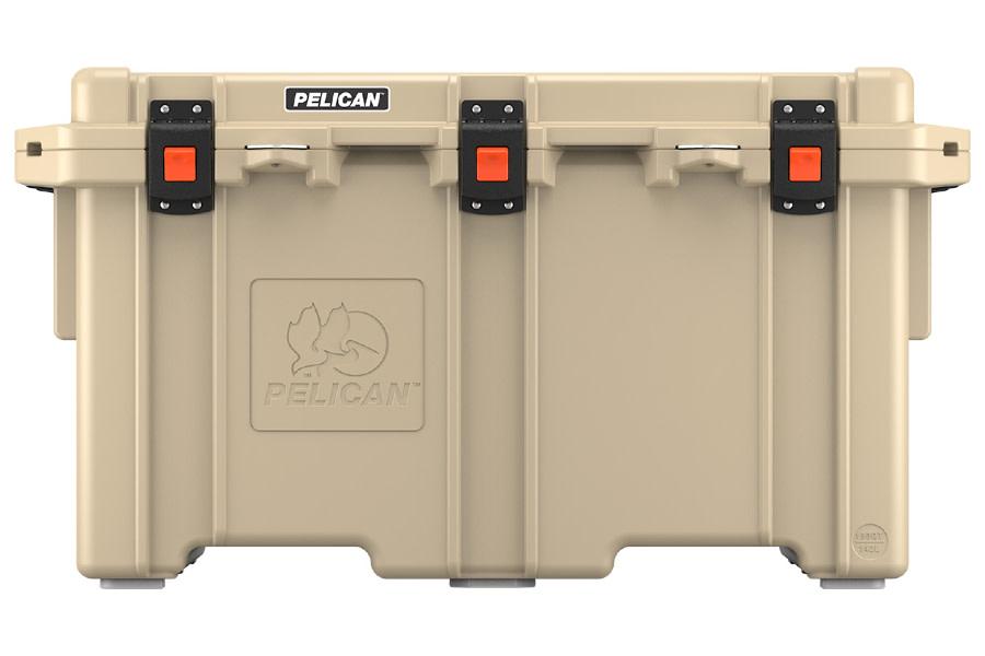 Pelican 150QT Elite Cooler - Tan