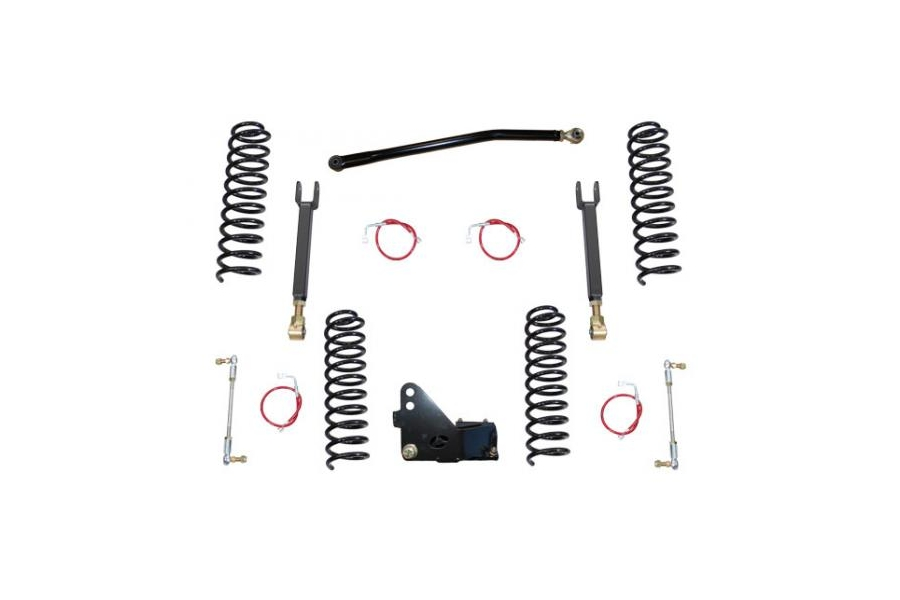 Clayton 2.5in Entry Level Lift Kit (Part Number:2908004)