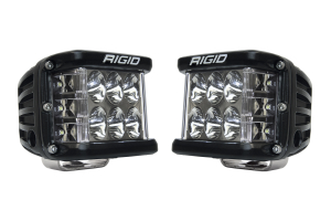 Rigid Industries D-SS PRO Driving Side Shooter LED Cube, Pair (Part Number: )